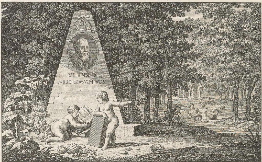 Aldrovandi memorial