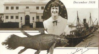 Commemorative postcard