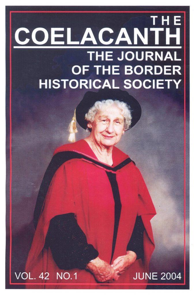 Dr Marjorie Courtenay-Latimer