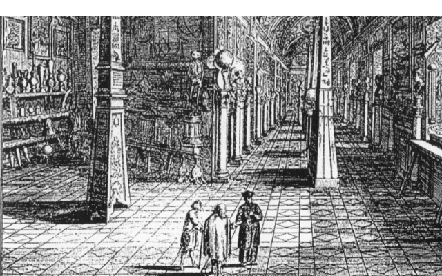 Athanasius Kircher and His Cabinet of Wonder