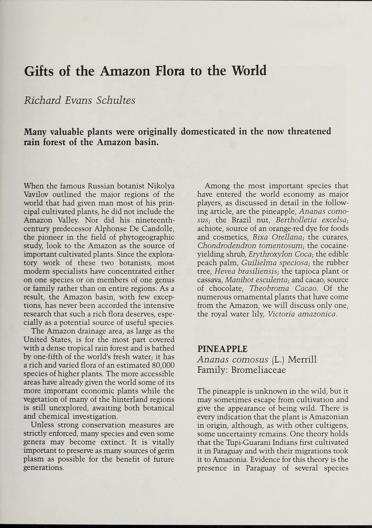 page of printed text